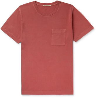 Nudie Jeans Roy Cotton-Jersey T-Shirt