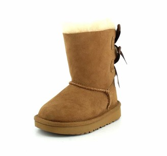 UGG Kid's T Bailey Bow II Ankle Boot