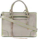 Rebecca Minkoff Regan satchel tote - women - Leather - One Size