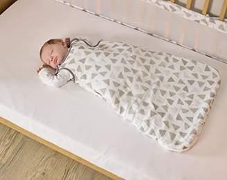 Clair De Lune Sparkling Muslin Sleeping Bag (0-6 Months)