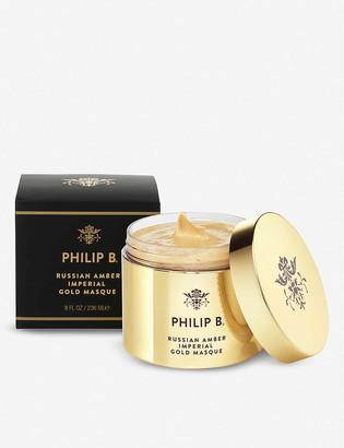 Philip B Russian Amber Imperial Gold hair masque 236ml