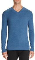 Theory Donners Cashmere V-Neck Sweater