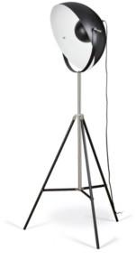"Artiva USA Jumbo Studio Tripod 72"" Metal Floor Lamp"