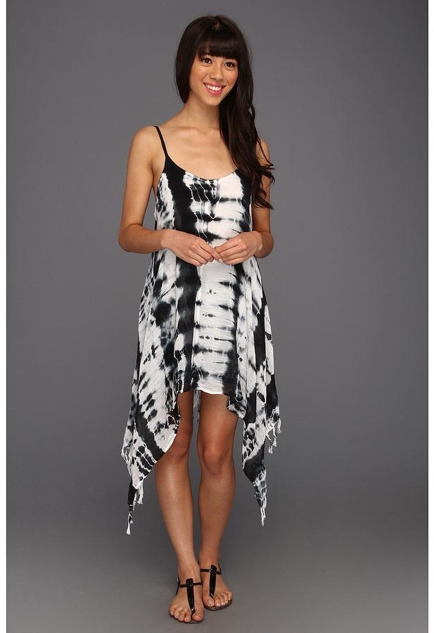 Billabong By The Shore Dress (Off Black) - Apparel