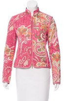 Etro Casual Paisley Printed Jacket