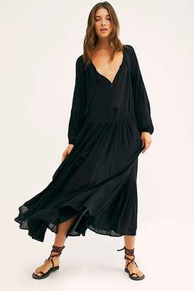 The Endless Summer Never Forget Midi Dress by at Free People