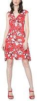 Desigual Women's Blue Knee-Length A-Line Dress