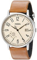 Fossil Women's ES3958 Vintage Muse Three-Hand Date Stainless Steel Watch