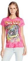 The Mountain Junior's Pug Love Graphic T-Shirt