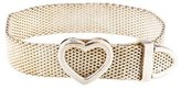 Tiffany & Co. Somerset Heart Bracelet