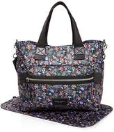 Marc Jacobs Garden Paisley Printed Biker Diaper Bag