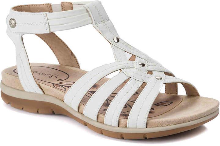 e31fca357b8a White Gladiator Women s Sandals - ShopStyle