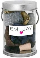 Emi Jay Classic Hair Ties in Paint Tin