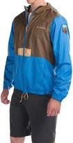 Columbia Flashback Windbreaker Jacket - National Park Edition (For Men)