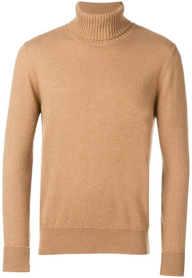 Ballantyne roll-neck sweater