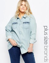Junarose Chanan Denim Shirt