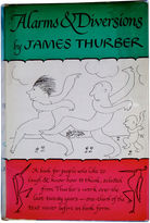 One Kings Lane Vintage James Thurber's Alarms & Diversions, 1st