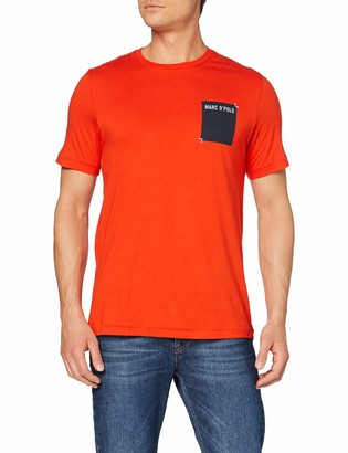 Marc O'Polo Body & Beach Men's Mix M-Shirt Crew-Neck Pyjama Top