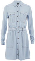 Designers Remix Women's Nova Dress Light Blue