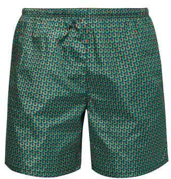 6e5b927bd1 Mens Prada Swim Shorts - ShopStyle