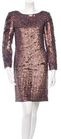 Derek Lam Embellished Cocktail Dress