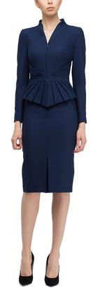 BGL Wool-Blend Jacket & Skirt