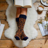 Bibico Hand Knitted Christmas Socks