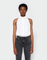 Alexander Wang Cotton Sleeveless Bodysuit