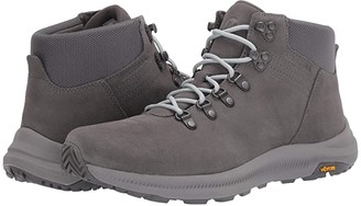 Merrell Ontario Suede Mid (Charcoal) Women's Shoes