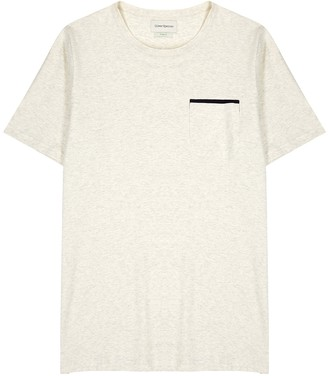Oliver Spencer Oli's oatmeal cotton T-shirt
