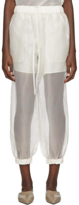 Off-White Arch The Silk Lining Lounge Pants