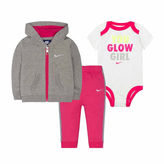 Nike 3-pc. Long Sleeve Pant Set
