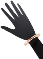 Noir Memphis Cuff Bracelet