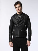 Diesel DieselTM Leather jackets 0IAIV - Black - M