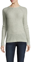 Zadig & Voltaire Jane Cashmere Pointelle Deluxe Sweater