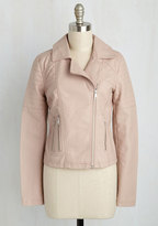 Whispering Smith Limited Full Chic Ahead Jacket in Mauve