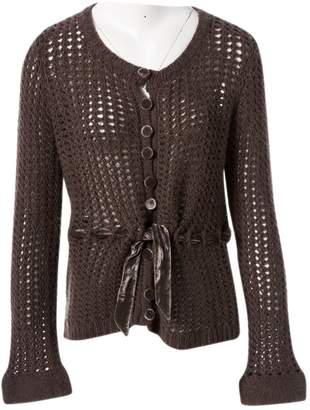 Louis Vuitton Grey Cashmere Knitwear