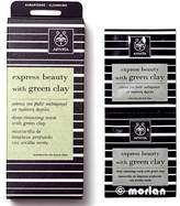 Apivita 6 x 0.27 oz Express Beauty Deep Cleansing Mask with Green Clay