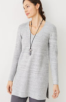 J. Jill Pure Jill Textured Sweater Tunic