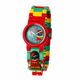 Lego The Batman Movie Batman Boys Multicolor Strap Watch-8020868