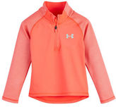 Under Armour Girls 2-6x Checkpoint Shimmer Jacket