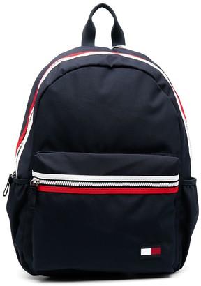 Tommy Hilfiger Junior Flag Patch logo backpack