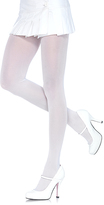 Leg Avenue White Tights