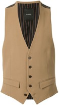 Loveless slim-fit waistcoat