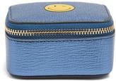 Anya Hindmarch Wink small grained-leather keepsake box