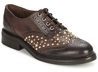 Koah LACEY women's Casual Shoes in Brown