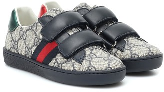 Gucci Kids Ace GG Supreme sneakers