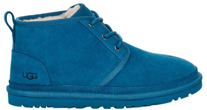 Men Blue Chukka Boots | over 60 Men