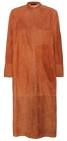 The Row Luri Suede Coat