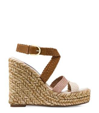 Stuart Weitzman THE ELSIE WEDGE